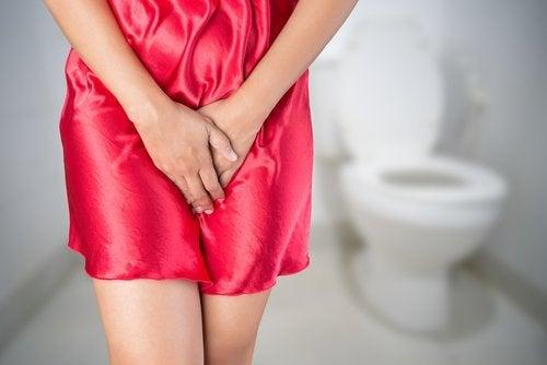 Cauze ale uscăciunii vaginale precum inflamațiile