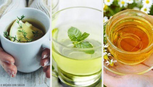 6 ceaiuri care te ajută să dormi bine