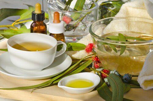 Ceaiuri ca tratamente alternative pentru varice