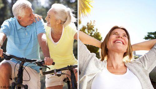 Cum să te menții în formă după 50 de ani