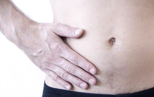Hernia pe lista de cauze ale durerii în partea dreaptă