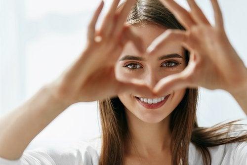 Îmbunătățirea vederii pe lista de motive pentru a consuma fistic
