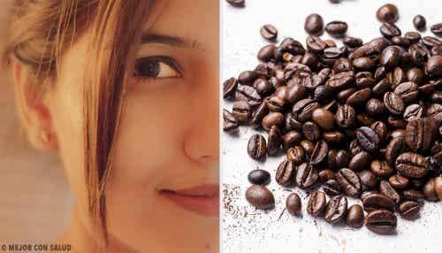 5 măști pe bază de cafea pentru tonifierea pielii