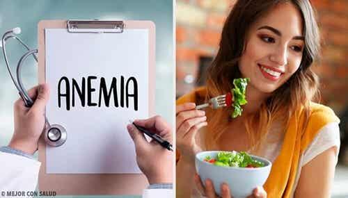 7 modalități de a combate anemia prin carență de fier