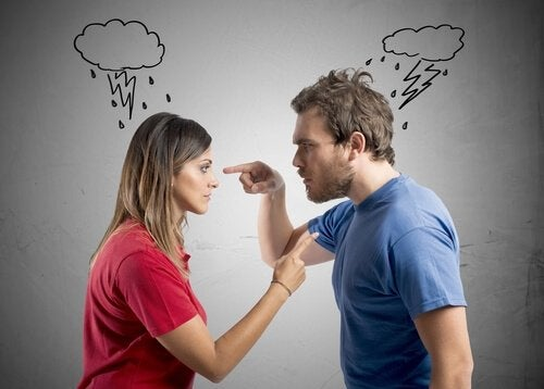 Nu sunt fericită în relația mea din cauza conflictelor