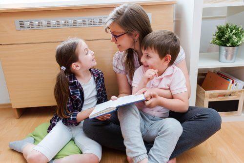 Părinții care descoperă ce este dislexia