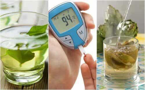 5 remedii naturiste pentru reglarea glicemiei