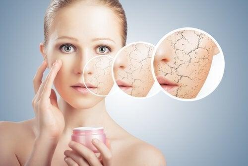 Secrete alimentare pentru o piele perfectă și hidratată