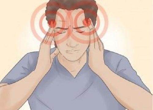 Care sunt simptomele durerii de cap cauzate de stres?