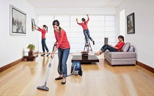10 trucuri pentru a-ți menține casa curată
