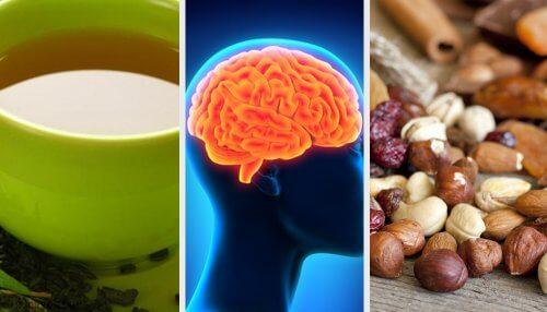 Alimente care îmbunătățesc memoria și ajută creierul