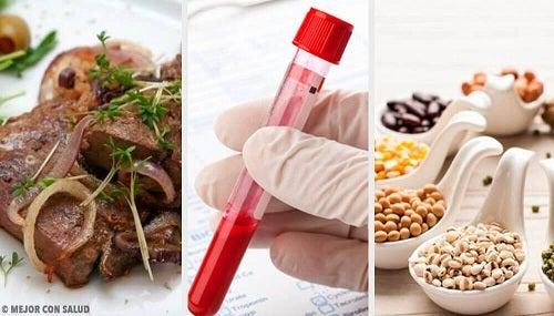 5 alimente care mențin sângele sănătos