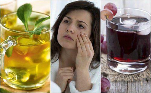 5 băuturi naturale pentru tratarea anemiei