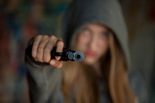 Copilul meu este un psihopat dacă mă tratează cu violență