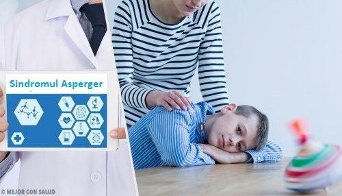 Simptomele sindromului Asperger, o boala neînțeleasă