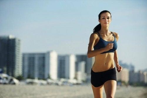 Mișcarea pe lista de obiceiuri pentru îmbunătățirea funcției tiroidiene