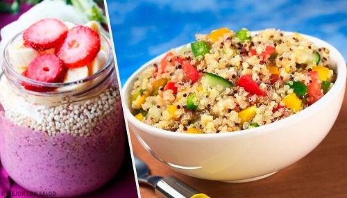 Principalele 7 motive să consumi quinoa
