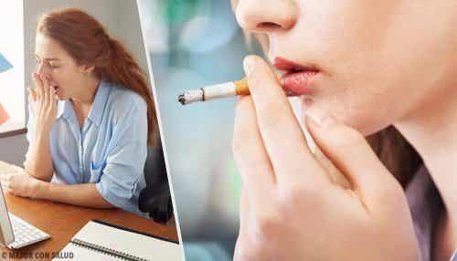 6 obiceiuri la fel de nocive ca fumatul