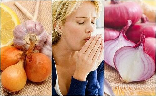 4 remedii pe bază de ceapă pentru tuse