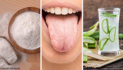 8 remedii naturale pentru limba albicioasă