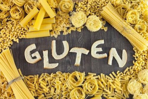 Simptomele intoleranței la gluten în dietă