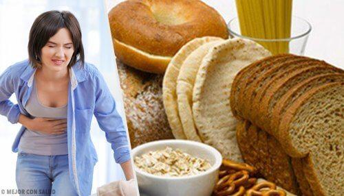 Simptomele intoleranței la gluten și remediile indicate