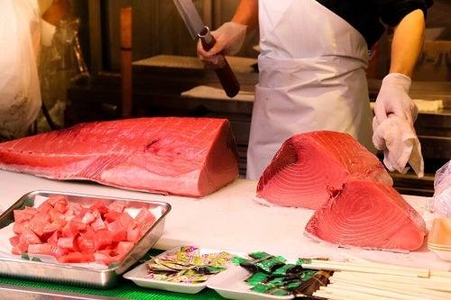 Specii de pește care nu trebuie consumate precum tonul roșu