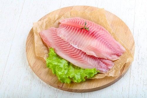 Tilapia pe lista de specii de pește care nu trebuie consumate