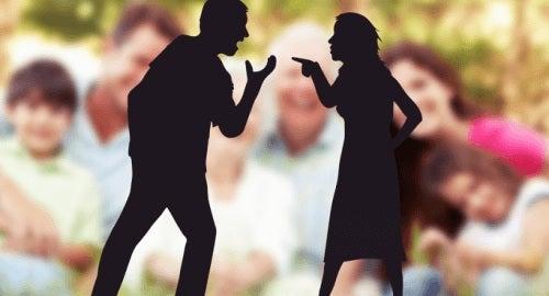 4 tipuri de familii toxice și trăsăturile lor