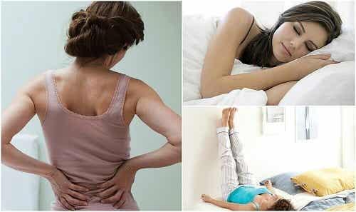 7 trucuri pentru ameliorarea durerii lombare