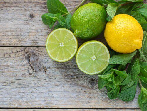 Alimente recomandate persoanelor cu anxietate care conțin acid citric