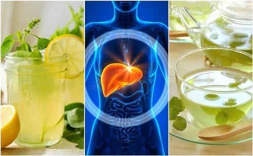 5 băuturi care susțin sănătatea hepatică în timp ce dormi