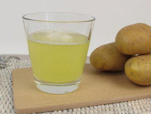 Cartofi incluși în remedii naturale pentru a accelera creșterea părului