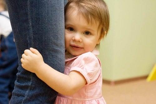 Consecințele certurilor în fața copiilor în primii ani de viață