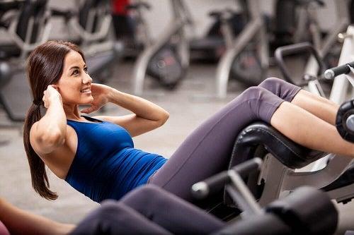 Exerciții recomandate după vârsta de 40 de ani care protejează sănătatea