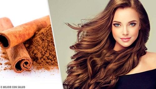 4 măști de păr cu scorțișoară cu beneficii multiple