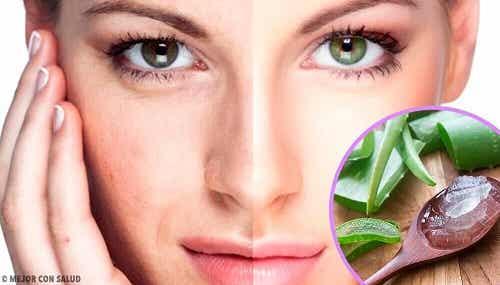 4 măști faciale pentru estomparea ridurilor
