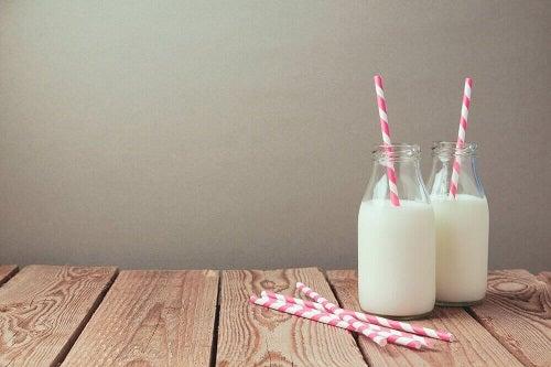 Modalități de a combate deficitul de fier precum evitarea produselor lactate