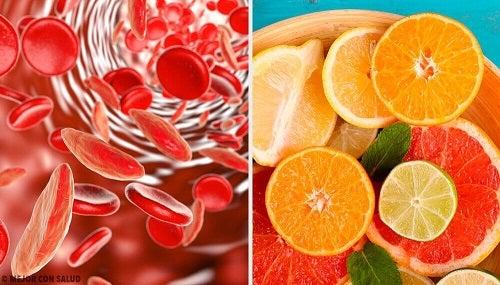 5 modalități de a combate deficitul de fier din sânge