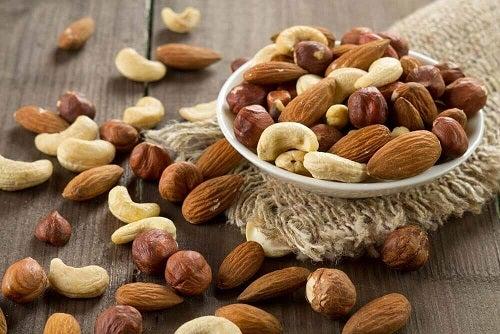 Oleaginoasele sunt alimente interzise după antrenament