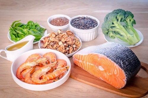 Acizii grași Omega 3 sunt nutrienți necesari după 40 de ani