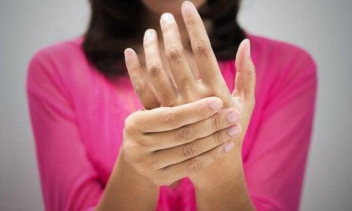 Nevoia de plante care stimulează circulația sanguină în mâini