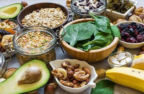 Potasiul pe lista de nutrienți necesari după 40 de ani