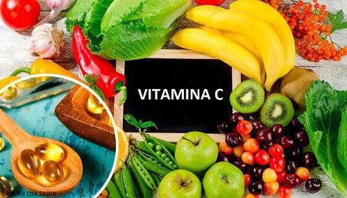 Remedii naturiste pentru pietrele la rinichi care conțin vitamina C