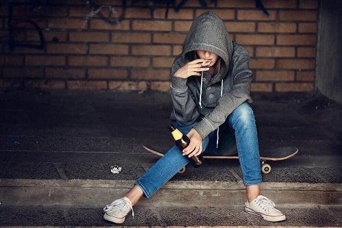 Semnele consumului de droguri la adolescenți