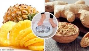 ananasul ajuta la slabit)