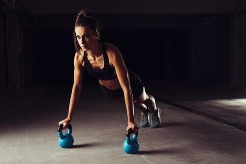 Accelerarea metabolismului pentru a slăbi cu exerciții intense