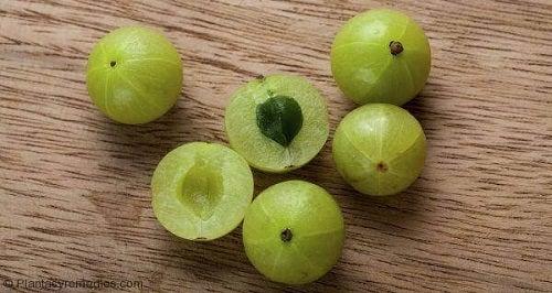 Agrișele ca parte dintr-o bună dietă pentru persoanele cu ficat gras