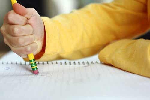 Trăsături ale copiilor cu dificultăți de învățare