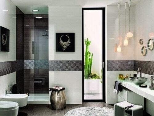 O baie mai armonioasă cu obiceiuri pentru o locuimță ordonată